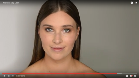 Natural Day Look Demonstration Video
