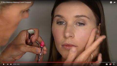 Non Makeup Look Demonstration Video